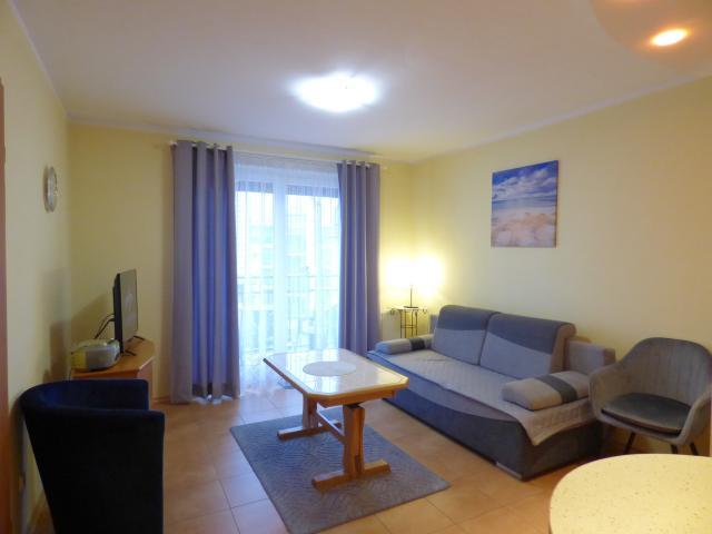 Fot.1 HAL Apartamenty w Kołobrzegu.