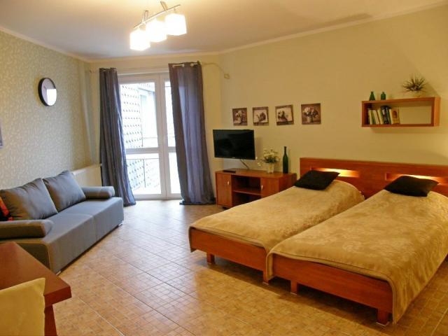 Fot.1 MUR Apartamenty w Kołobrzegu.