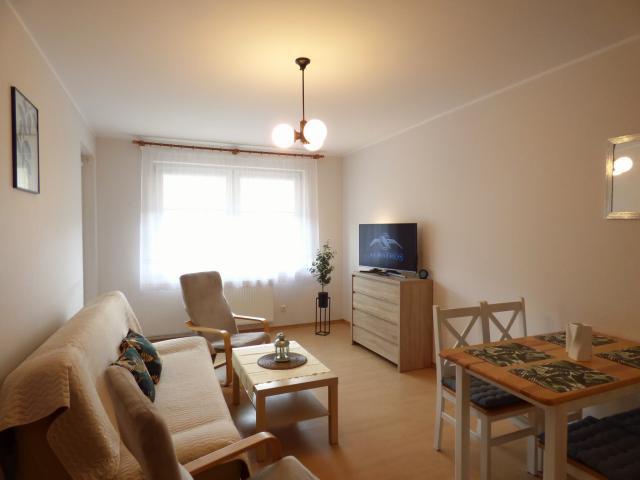 Fot.1 OSA Apartamenty w Kołobrzegu.
