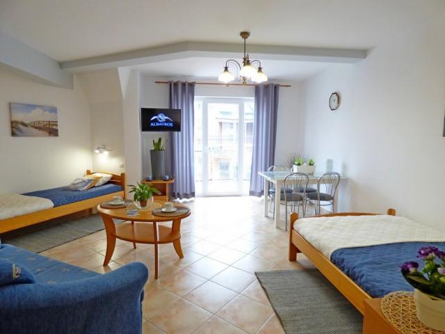Fot.1 CIS Apartamenty w Kołobrzegu.