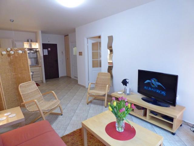 Fot.1 NIK Apartamenty w Kołobrzegu.